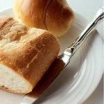 銀座スカイラウンジ - バケットとロールパン