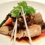 和風創作料理ぼんまり - 選べるランチコースの主菜