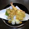 にしおか - 料理写真:天婦羅盛り合わせ 上 1000円