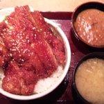 10050189 - ランチ鶏南蛮カツ丼