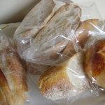 ダンデリオン - めだか が買ったパン!