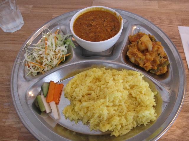 アジアン食堂 チャムチャ