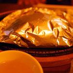グリル&洋食 アガペ - 包み焼きハンバーグセット