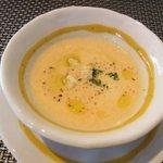 オリーヴェ - ニンジンのクリームスープ