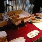 レストラン マエストロ - 朝食ブッフェのパン