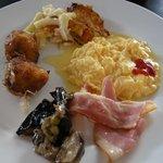 レストラン マエストロ - 朝食ブッフェの玉子料理など