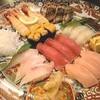 蛇の目寿司 - 料理写真:にぎり