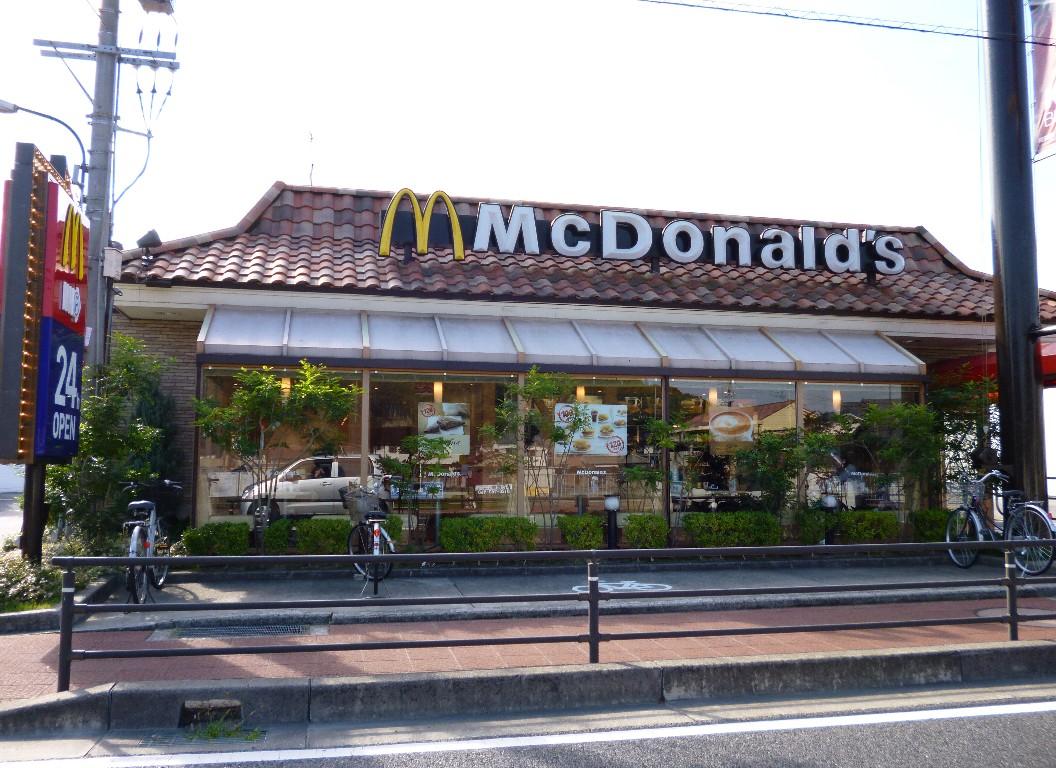 マクドナルド 姫路太子町店