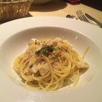 アラ - 真鯛としらすのスパゲティー