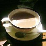 KUSA.喫茶 - ラムミルクティー
