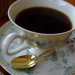 カフェ&レストラン バーチ - 珈琲、以前より美味しくなった^^器もステキ。