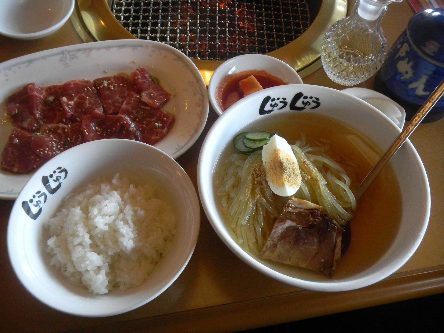 焼肉じゅうじゅう 土崎店