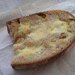 ブーランジェリー ジン - バターパン