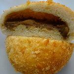 和幸堂製パン - 焼きカレーパン