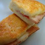 和幸堂製パン - ベーコン野菜焼きサンド