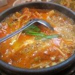 オンドルバン - ランチ*チゲ定食