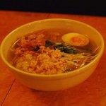 easy - 鶏塩らーめん 680円