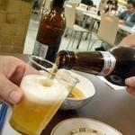 銀杏メトロ食堂 - 東大で酒盛り:まぁまぁまぁまぁ…