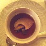 レザンドールザ陽明クラブ - フカヒレの豆乳スープ