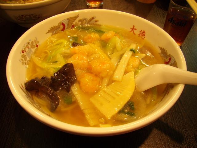 中国料理 大徳
