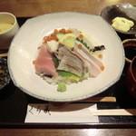 くら蔵 - 【海鮮丼】