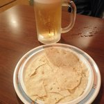 シャゴリカ - 生ビールとパパダン