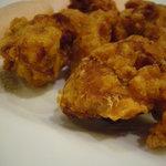 中国料理 シルクロード - 若鶏の唐揚