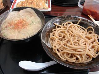 彩色ラーメンきんせい - 辛味噌 太つけ麺