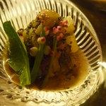 京洛肉料理 いっしん - 11,500円のコース。