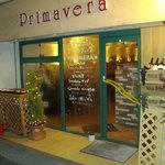 PRIMAVERA - イタリアの国旗が目印です