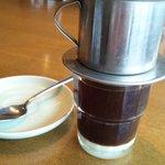 10233560 - 練乳入りベトナムコーヒー