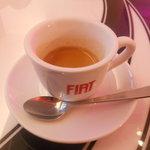 フィアットカフェ - エスプレッソ