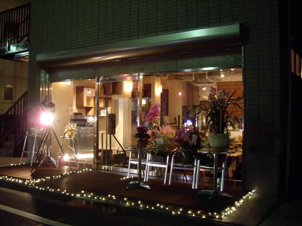 アネアカフェ 参宮橋店