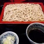 神田まつや - 料理写真:もりそば