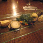 ラ・キャバヌ - チーズ4種盛り