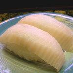 回転寿司 トピカル - 銀カレイ