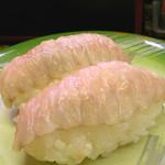 回転寿司 トピカル - えんがわ