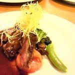 キッチン ポアレ - 仔牛のステーキ
