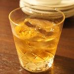 黒猫夜 - 【2011/10】金木犀酒で乾杯♪