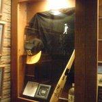 鉄人の店 - バットや帽子など