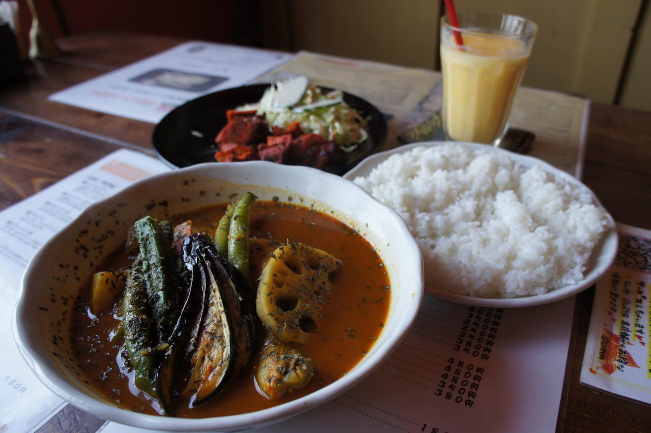 スープカレー&ネパールカレー スーリヤ 帯広店