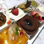 ボンヴィヴォン菓子工房 - 料理写真: