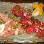 七輪焼肉 寿えひろ - 料理写真:ファミリー盛り2,980円
