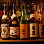 easy - 日本酒いろいろ