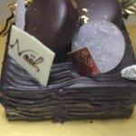 テオブロマ - クリスマスケーキ2008