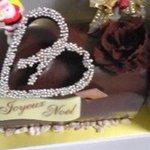 テオブロマ - クリスマスケーキ2010