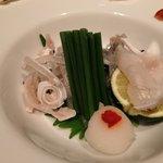 舞桜 - 河豚タタキアップ