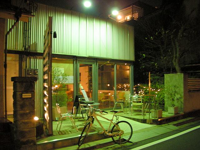 ニューベリー カフェ
