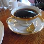 リチャード - コーヒー(炭火焼)(¥380)