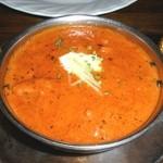 アヒリヤ - バターチキンカレー